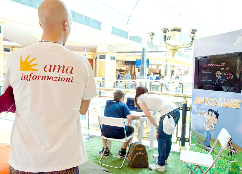 Comunicazione Ambientale Event Way15