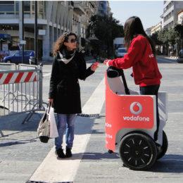 Vodafone – Segway PT